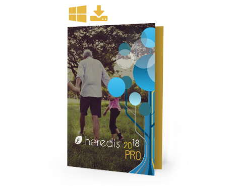 Heredis 2018 Pro Windows - Téléchargement