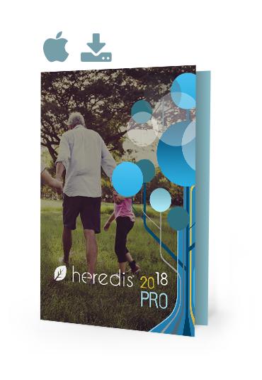Heredis 2018 Pro Mac - Téléchargement