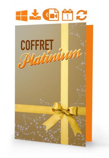 COFFRET PLATINIUM - WINDOWS