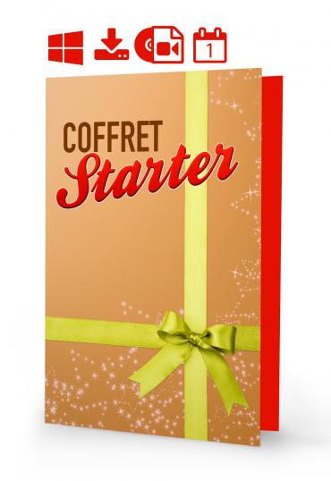 COFFRET STARTER - WINDOWS