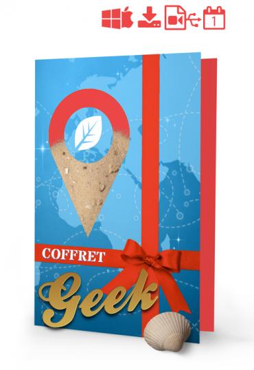 COFFRET GEEK - WINDOWS + MAC