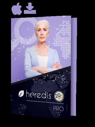 Heredis 2020 - Mac