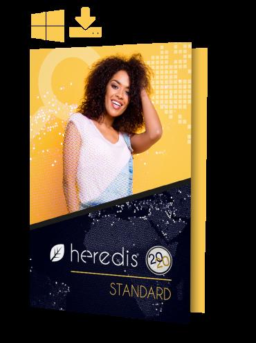 Heredis 2020 Standard - Windows