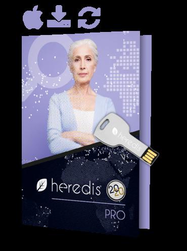 Heredis 2019 Pro - Mac
