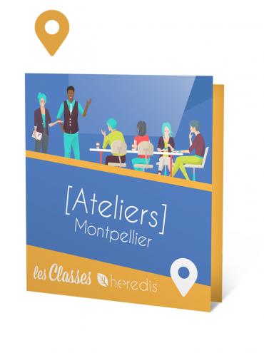 Atelier de formation à Montpellier - 1, 2 ou 3 jours - du 18 au 20 mars 2020