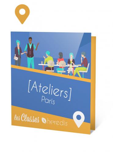 Atelier de formation à Paris – 2 jours - 9 et 10 juillet 2020