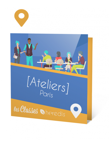 Atelier de formation à Paris – 3 jours - 8, 9 et 10 juillet 2020