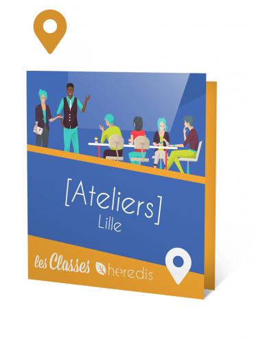 Atelier de formation à Lille - 2 jours - 1 et 2 octobre 2020