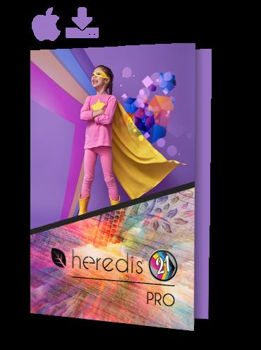 Heredis 2021 Pro - Mac