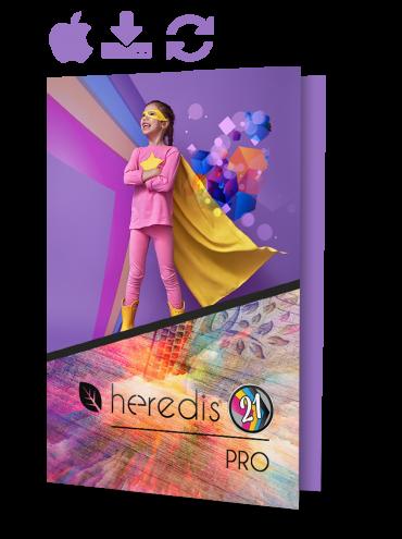 Mac - Mise à jour Heredis 2021 Pro