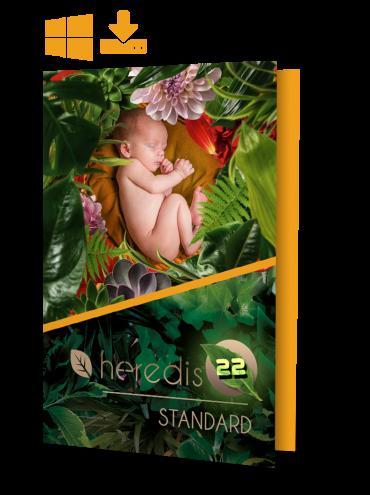 Heredis 2022 Standard - Windows