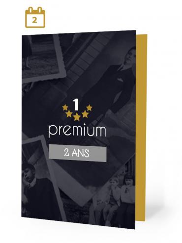 Abonnement Premium 2 ans