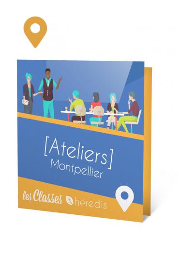 Atelier de formation à Montpellier- 3 jours